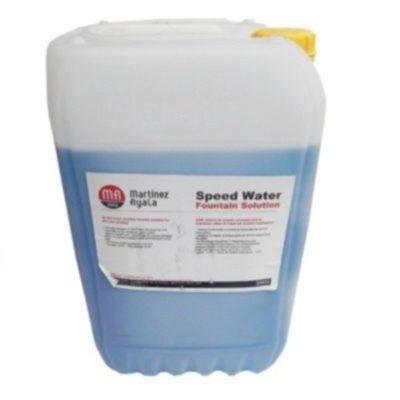 Aditiv offset universal umed pentru imprimarea foilor fara alcool izopropilic