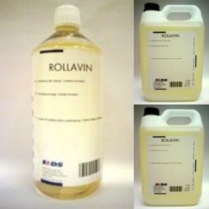Curatare Role Umezire - Solutie ROLLAVIN
